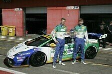 ADAC GT Masters - Ferdinand und Johannes Stuck