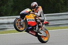 MotoGP - Stoner siegt überlegen
