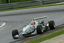 Formel 3 Cup - Stanaway gewinnt hart umkämpftes Rennen