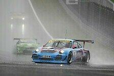 ADAC GT Masters - Gaststarter gewinnen Regen-Krimi