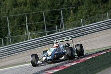 Formel 3 Cup - Stanaway dominiert auf dem Red-Bull-Ring