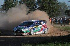 WRC - Ford-Piloten visieren Australien-Sieg an
