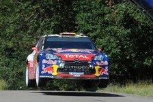 WRC - Hirvonen: In Deutschland mindestens Zweiter