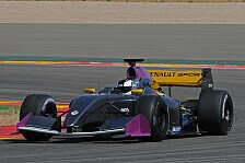 WS by Renault - Yelloly siegt beim Saisonauftakt in Aragon