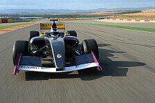 WS by Renault - Stevens einen Wimpernschlag vor Pic