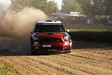 WRC - Mini holt erstes Podest in der Rallye-WM