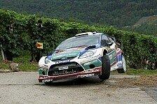 WRC - Latvala glaubt an Siegchance in Deutschland