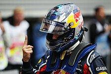Formel 1 - Vettel gewinnt erstmals in Spa-Francorchamps