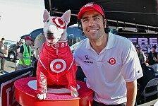 IndyCar - Franchitti spricht sich für Ovalrennen aus
