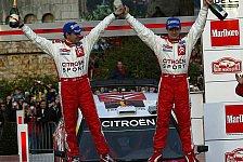WRC - Bilder: Rallye Monte Carlo - Rallye Monte-Carlo