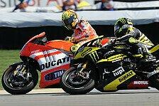 MotoGP - Rossi: Crutchlow könnte zu Ducati passen