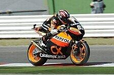 Moto2 - Marquez gewinnt auch in Misano