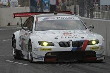 USCC - Erstes GT-Triple für BMW seit 2001