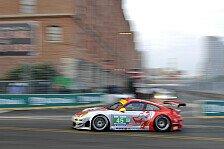 USCC - Porsche: Zweite Reihe knapp verpasst