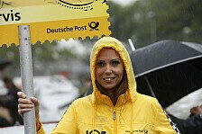 DTM - Bilder: Brands Hatch - Grid Girls