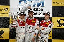 DTM - Bilderserie: Brands Hatch - Stimmen nach dem Rennen