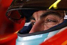 Formel 1 - Ferrari begann Aerodynamiktests in Vairano