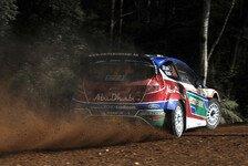 WRC - Latvala in Australien weiterhin in Führung