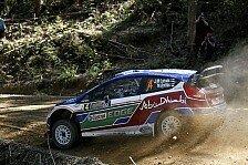 WRC - Ford erleichtert und erschöpft