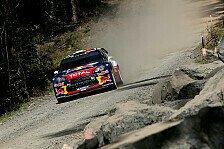 WRC - Ogier führt in Australien