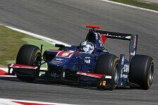 GP2 - Sam Bird kehrt in die GP2 zurück