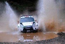 WRC - Wilson profitiert von Solberg-Aus