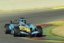 Formel 1 - Renault: Symonds möchte besser als 2004 abschneiden