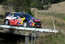 WRC - Loeb will Sieg in australischer Powerstage