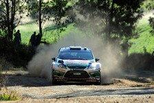 WRC - Ford will keine Risiken eingehen