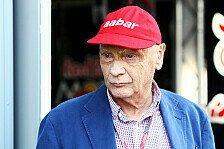 Formel 1 - Air Berlin: Lauda tritt zurück