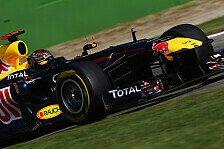 Formel 1 - Vettel gewinnt Spektakel in Monza