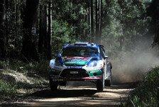 WRC - Hirvonen war einfach nur erleichtert