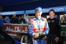WRC - Hirvonen dankt Latvala für Sieg