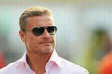 Formel 1 - Coulthard zu Toro Rosso: Fahrerpaarung ein Risiko