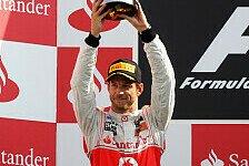 Formel 1 - Tifosi verderben Button die Lust auf Monza