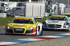 ADAC GT Masters - Mies peilt Vize-Meisterschaft an