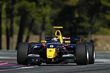 WS by Renault - Vergne gewinnt erstes Rennen in Paul Ricard