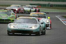 ADAC GT Masters - Ferrari-Duo siegt im Wetterroulette