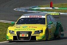 DTM - Audi im Warm-up erneut vorne