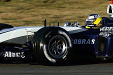 Formel 1 - Testing Time, Tag 3: Quick Nick bezwingt den Jungle Boy