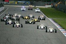 ADAC Formel Masters - Drei Rennen, drei Titelanwärter beim Finale