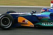 Formel 1 - Villeneuves Vertrag ließ sich nicht umgehen