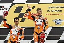 MotoGP - Aragon: So lief es in den vergangenen Jahren