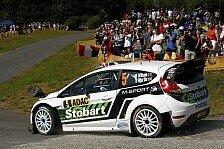 WRC - Meeke und Wilson: Spaß bei Rallyday