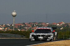 DTM - Budapest: Vertrag unterzeichnet