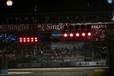 Formel 1 - Singapur GP: Verhandlungen laufen noch