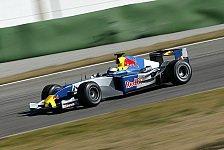 Formel 1 - Testing Time, Tag 2: Klien bei R25-Debüt in Front