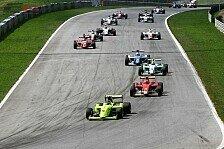 Formel 2 - Pommer versucht sich in der F2