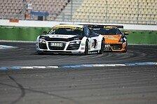 ADAC GT Masters - Rast/Landmann gewinnen Finale