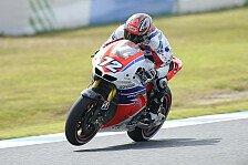 MotoGP - Ito stolz auf Platz 13